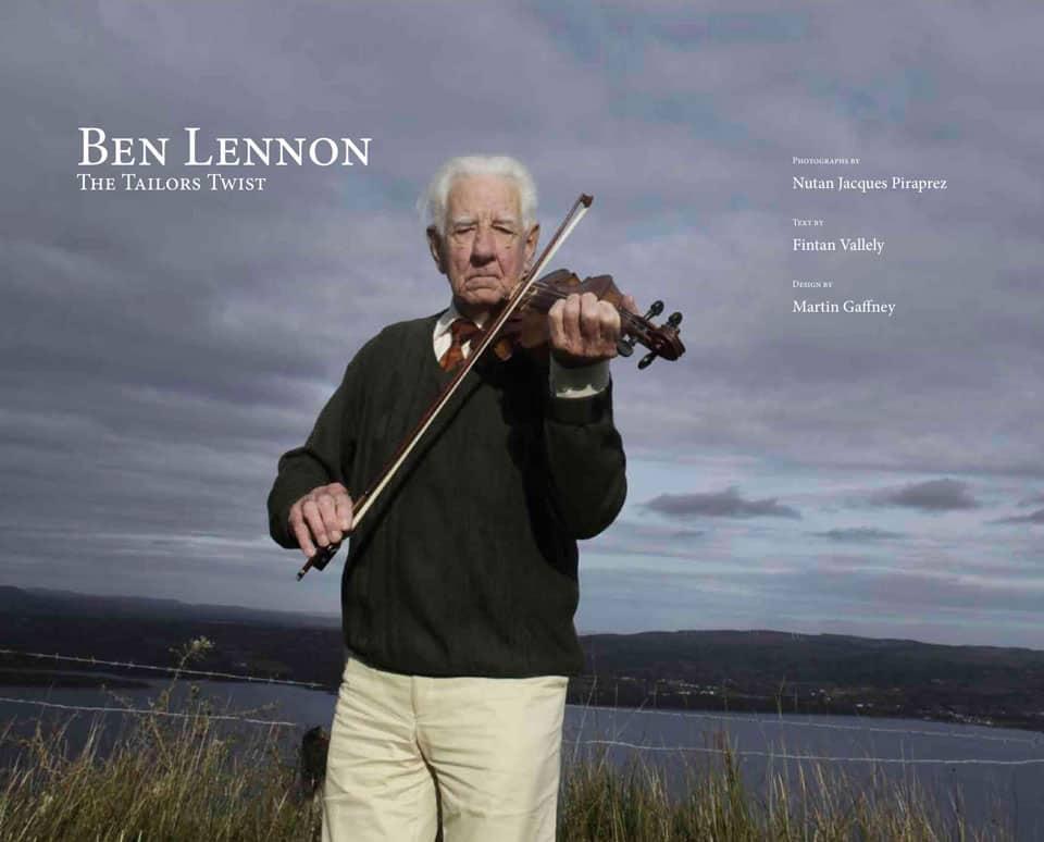ben lennon the tailors twist cover